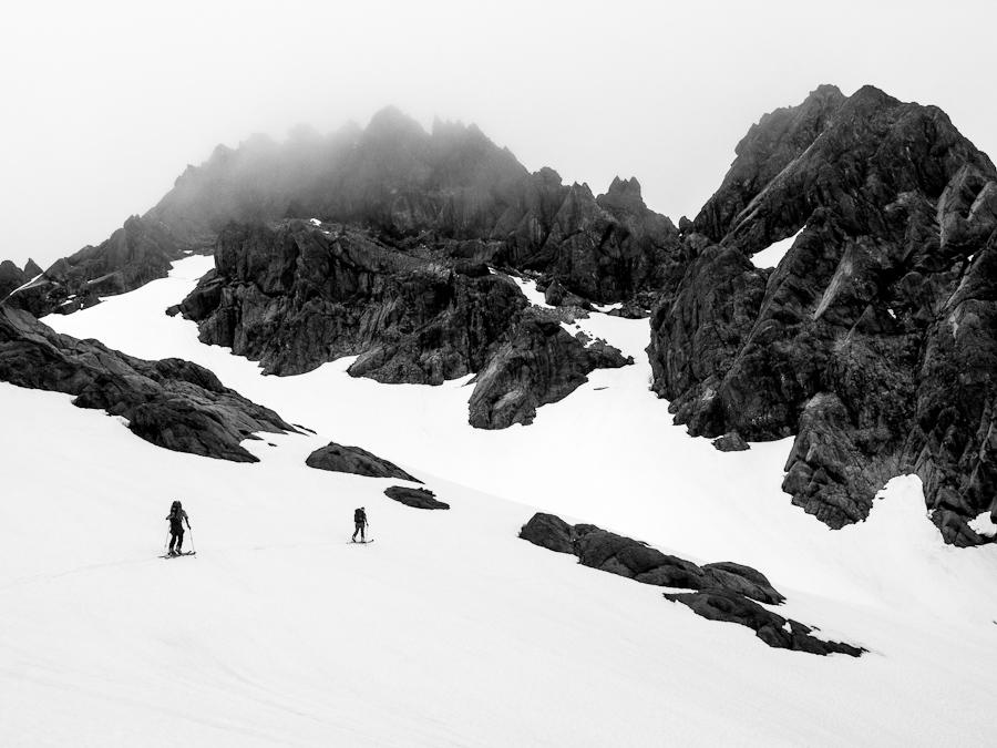 Approaching Ingalls Peak 2