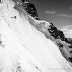 Skiing-Columbia-Peak-Upper-Face