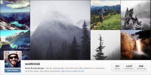 Scott Rinckenberger on Instagram @scottrinck