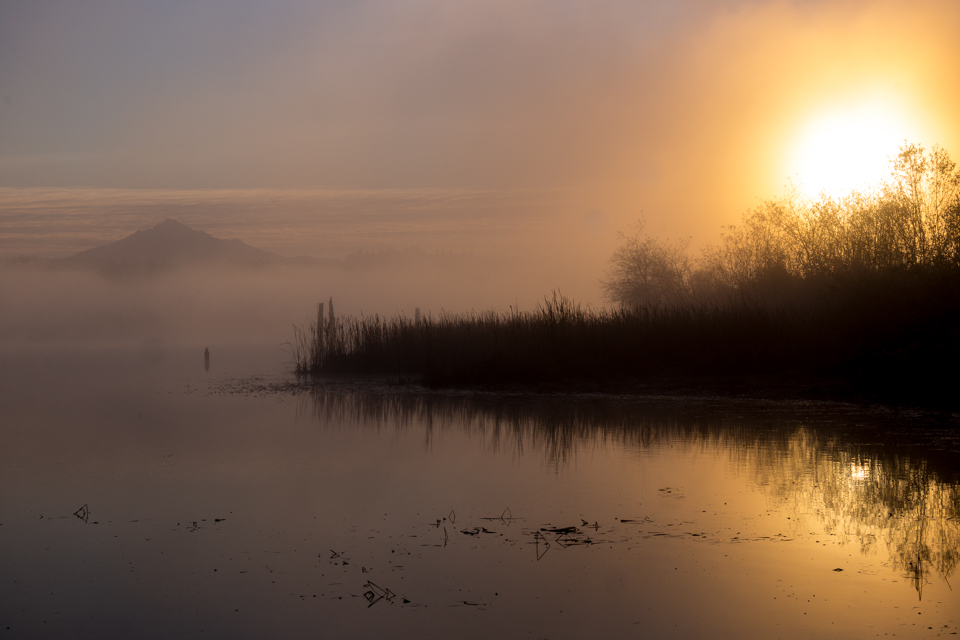 Mount Pilchuck Sunrise