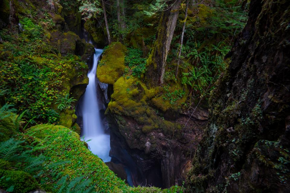 North Cascade Waterfall