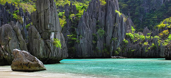 El Nido Philippines - © JGAERLAN via Creative Commons Flickr