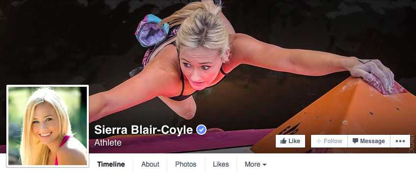Who is Sierra Blair-Coyle