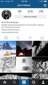 @scottrinck on Instagram