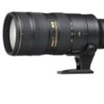 Nikon 70-200 Lens